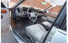 Ford Granada II, Cockpit, Fahrersitz