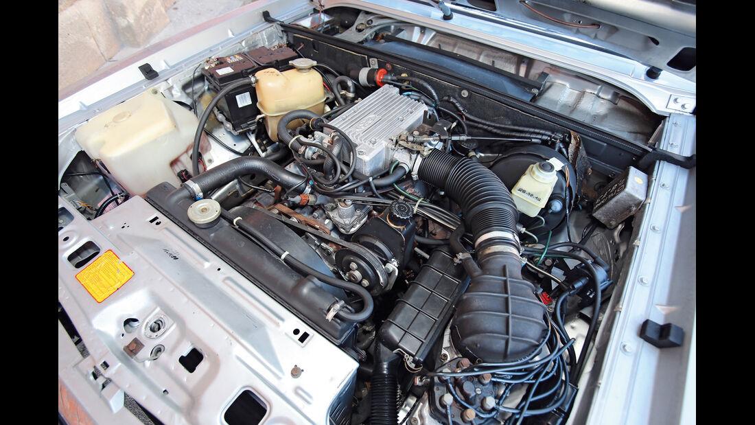 Ford Granada II, Motor