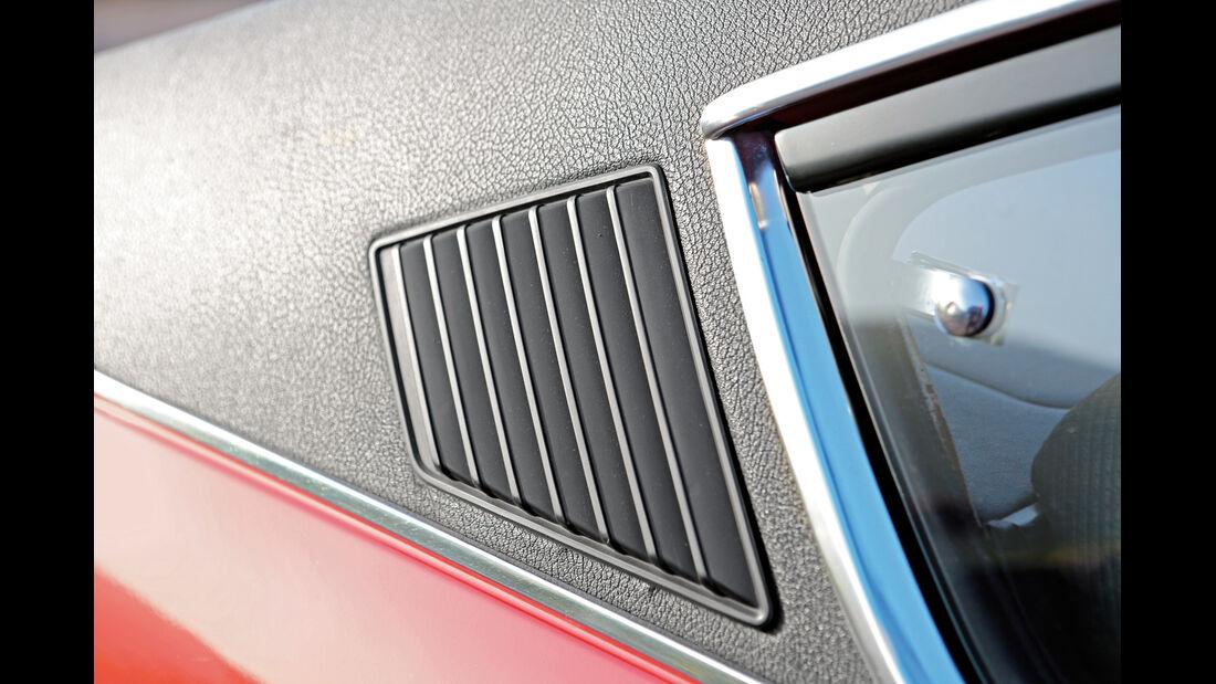 Ford Granada MH, Ausstellungsfenster