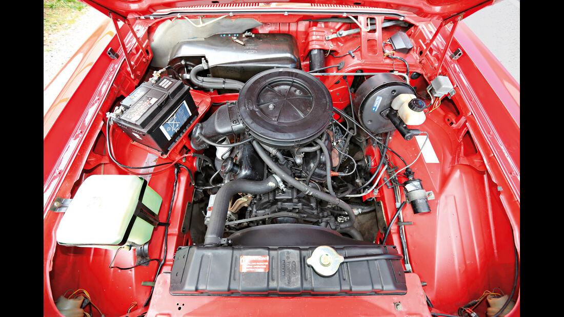 Ford Granada MH, Motor