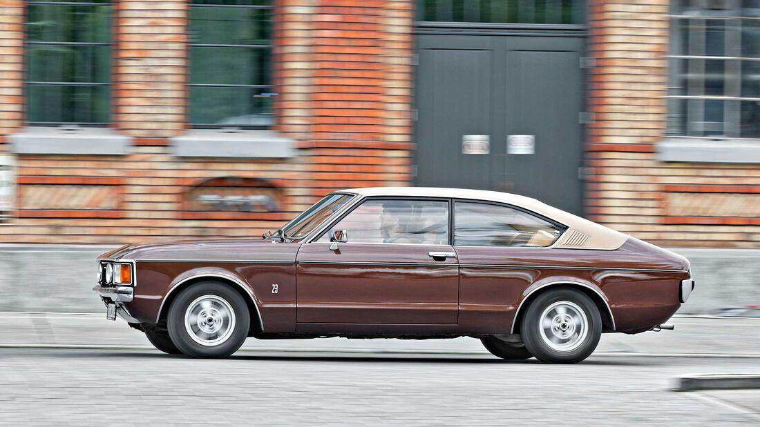Ford Granada Mk1 Coupe