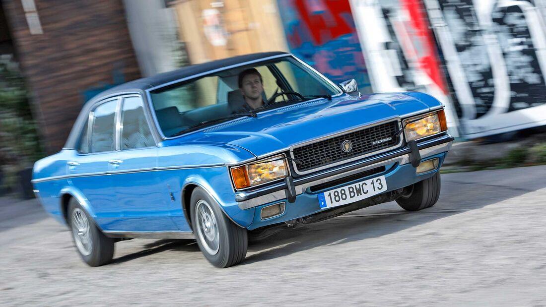Ford Granada Mk1 Limousine