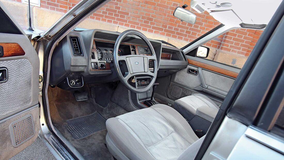 Ford Granada Mk2 Ghia Turnier