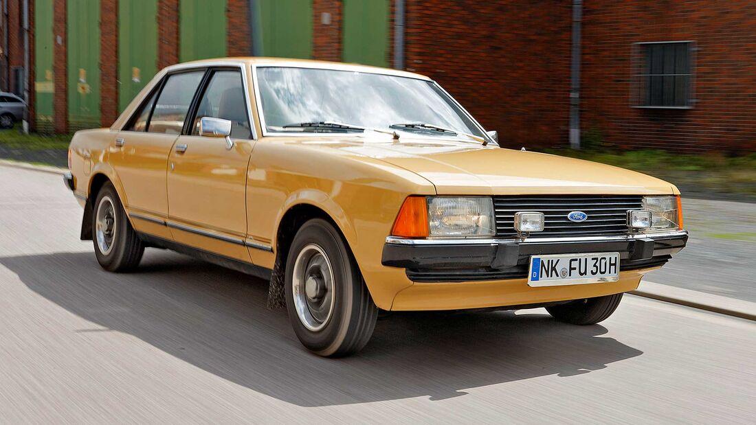 Ford Granada Mk2 Limousine