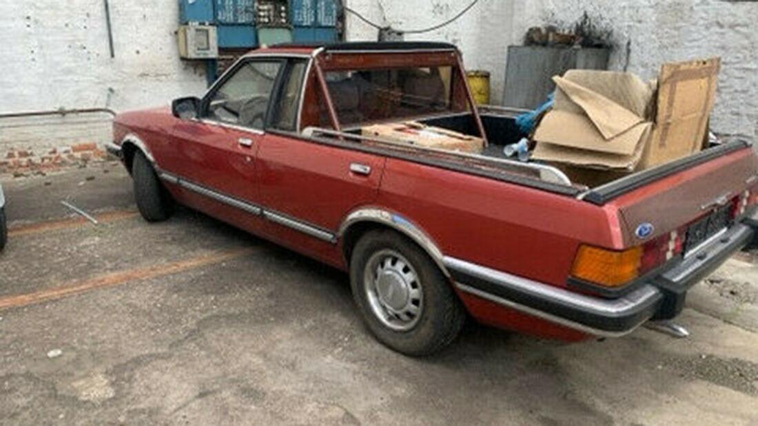 Ford Granada PICKUP Umbau