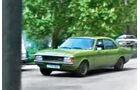 Ford Granada, Seitenansicht