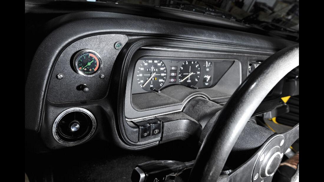 Ford Granada Turnier 2.3 GLS, Instrumentenbrett
