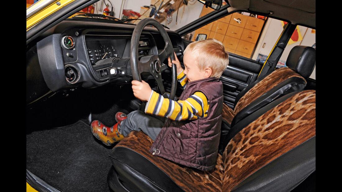 Ford Granada Turnier 2.3 GLS, Sitz