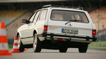 Ford Granada Turnier 2.8 Injection, Heckansicht
