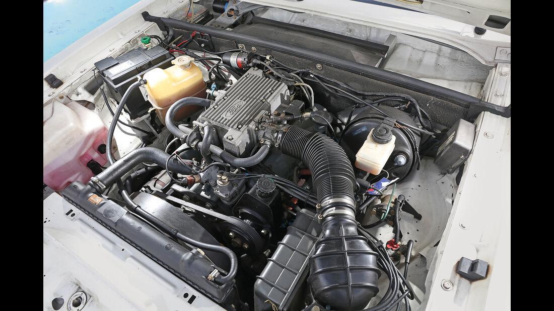 Ford Granada Turnier 2.8 Injection, Motor