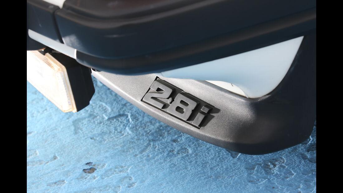 Ford Granada Turnier 2.8 Injection, Typenbezeichnung