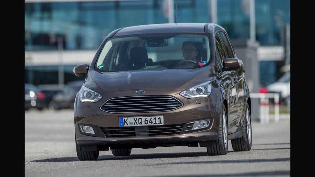Ford Grand C-Max 1.5 Ecoboost, Frontansicht