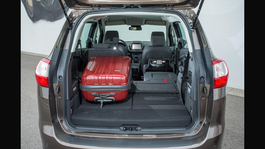 Ford Grand C-Max 1.5 Ecoboost, Kofferraum
