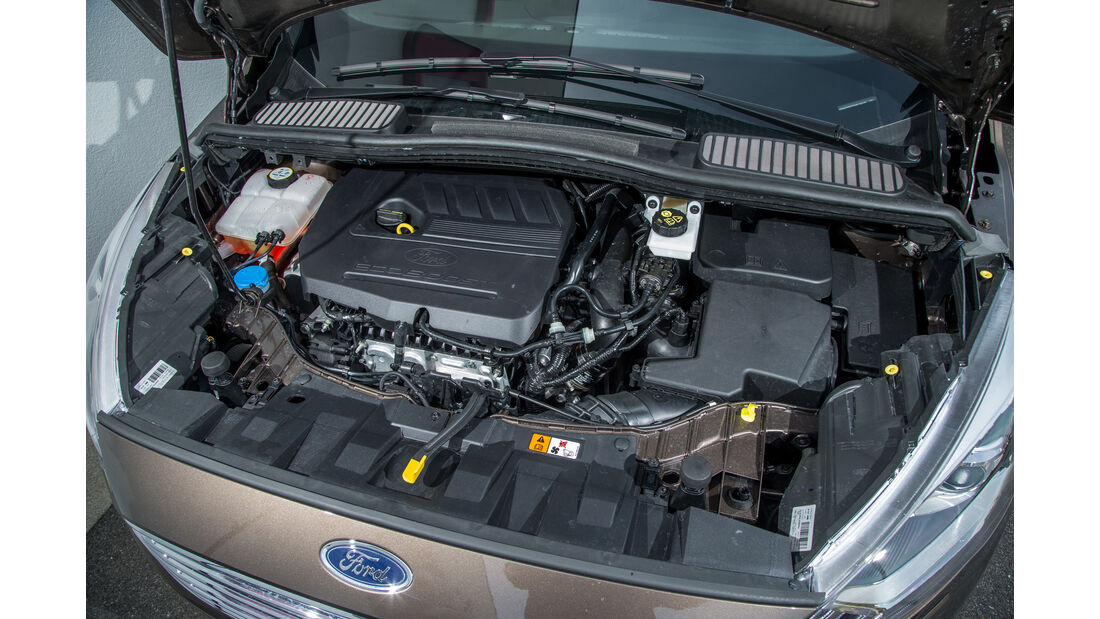 Ford Grand C-Max 1.5 Ecoboost, Motor