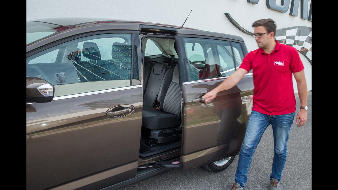 Ford Grand C-Max 1.5 Ecoboost, Schiebetür