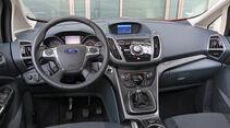Ford Grand C-Max 1.6 TDCI, Cockpit