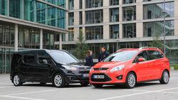Ford Grand C-Max 1.6 TDCI, Ford Grand Tourneo 1.6 TDCi
