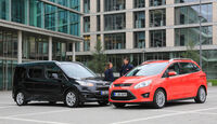 Ford Grand C-Max 1.6 TDCI, Ford Grand Tourneo 1.6 TDCi