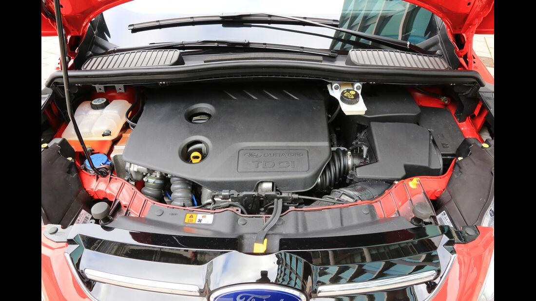 Ford Grand C-Max 1.6 TDCI, Motor