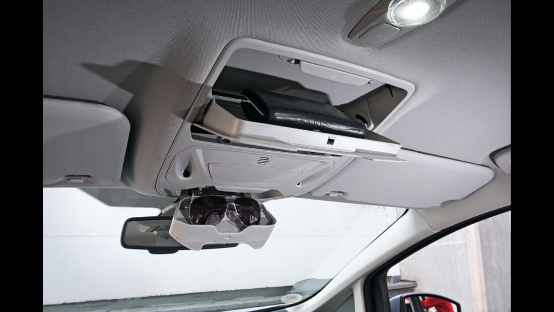 Ford Grand C-Max 2.0 TDCi, Dachhimmel, Ablage