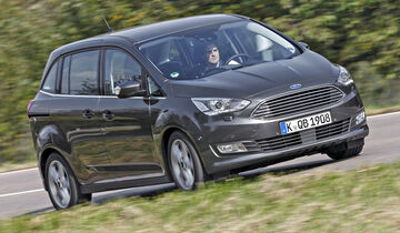 Ford Grand C-Max 2.0 TDCi, Exterieur
