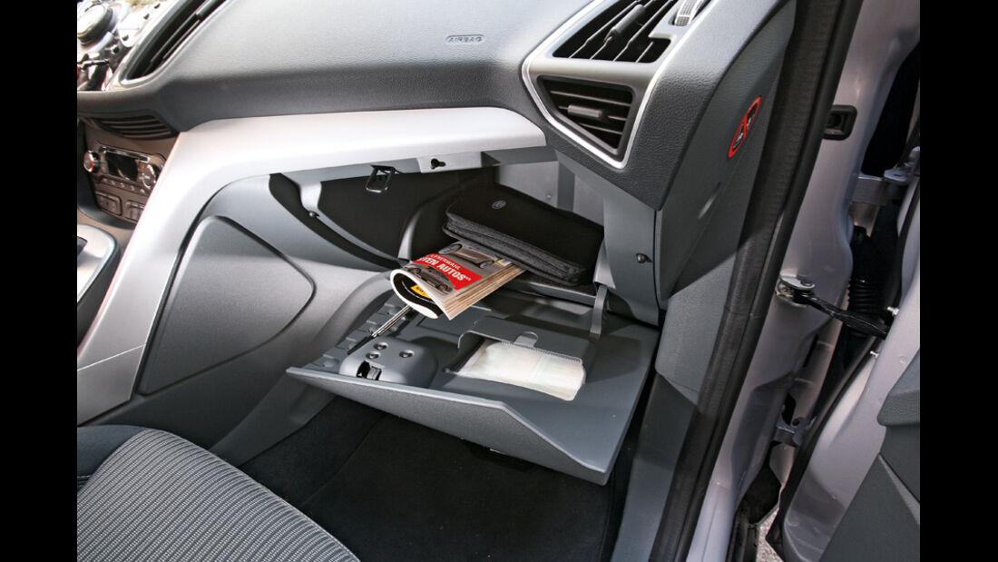 Ford Grand C-Max 2.0 TDCi, Handschuhfach