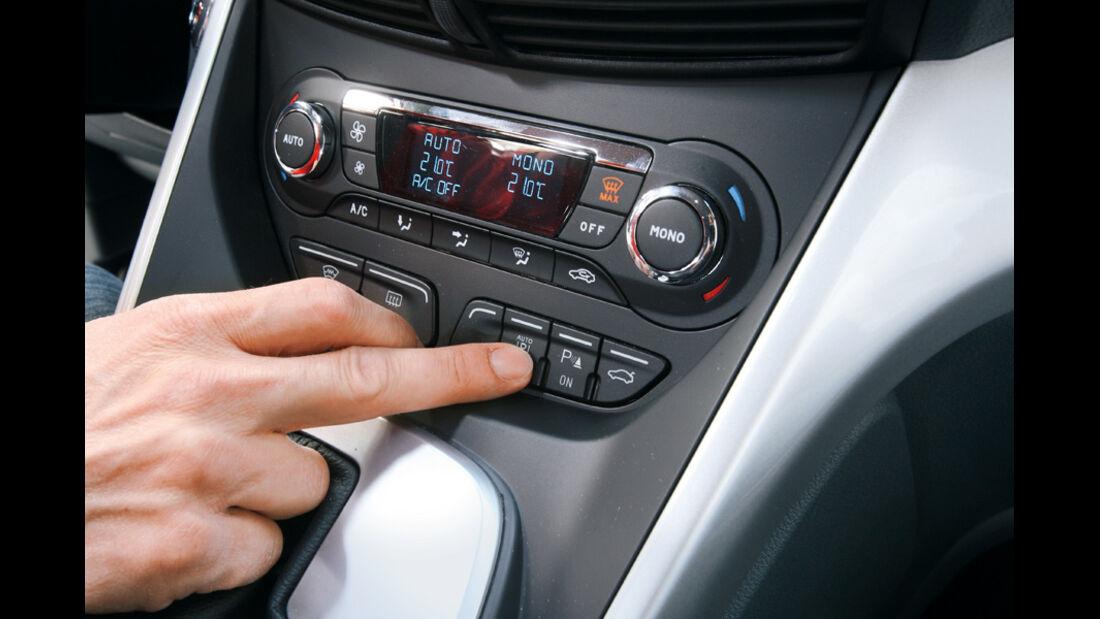 Ford Grand C-Max 2.0 TDCi, Klimasteuerung