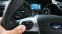 Ford Grand C-Max 2.0 TDCi, Lenkradtasten