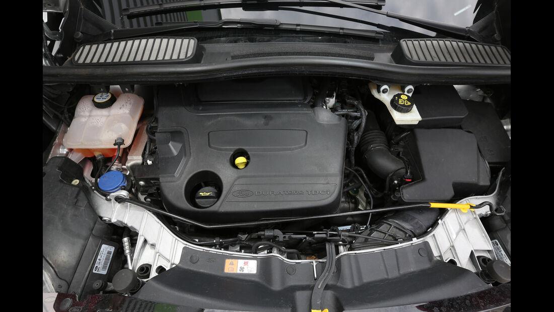 Ford Grand C-Max 2.0 TDCi, Motor