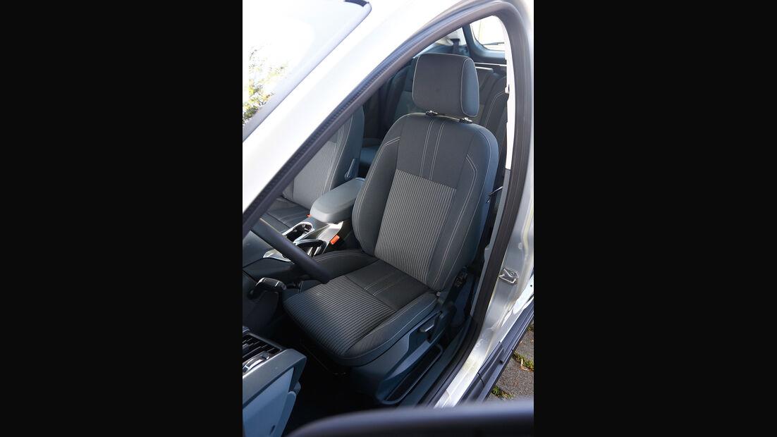 Ford Grand C-Max 2.0 TDCi, Sitz