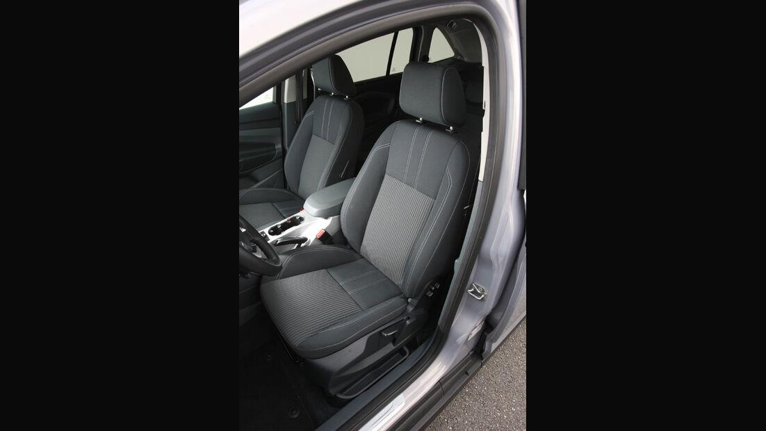 Ford Grand C-Max 2.0 TDCi Titanium, Fahrersitz