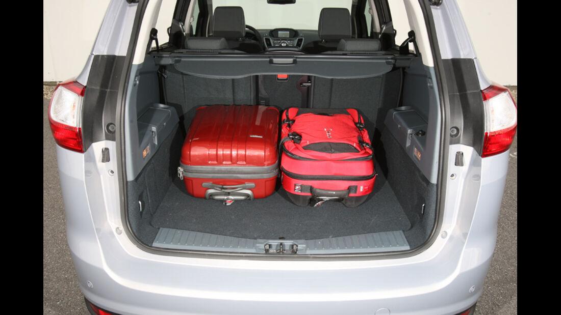 Ford Grand C-Max 2.0 TDCi Titanium, Kofferraum