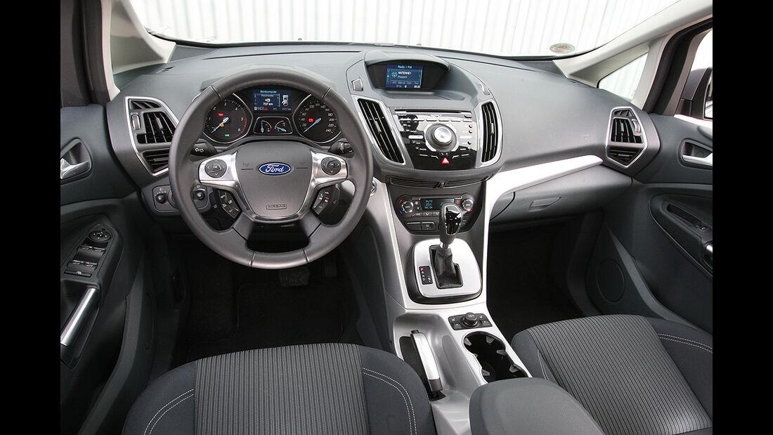 Ford Grand C-Max, Cockpit