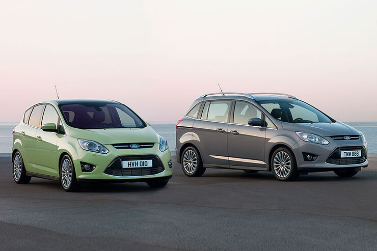 Ford Grand C-Max, Ford C-Max
