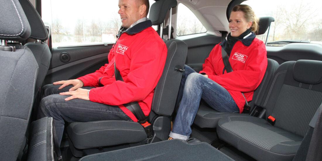 Ford Grand C-Max Innenraum