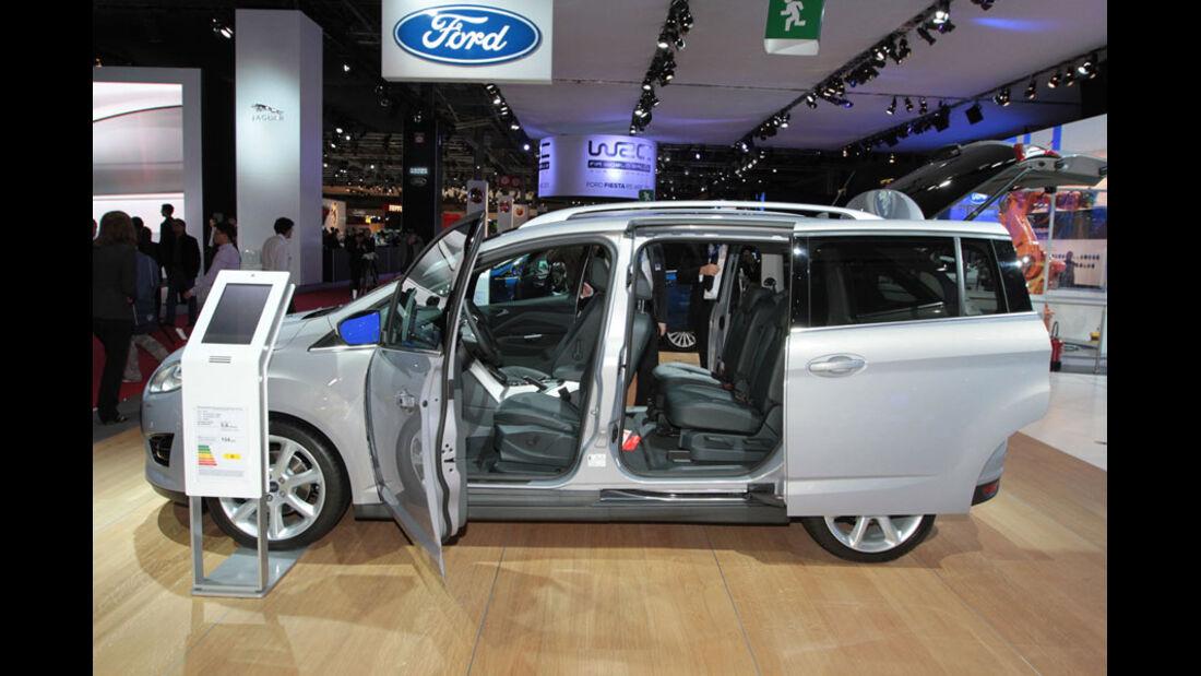 Ford Grand C-Max Paris 2010