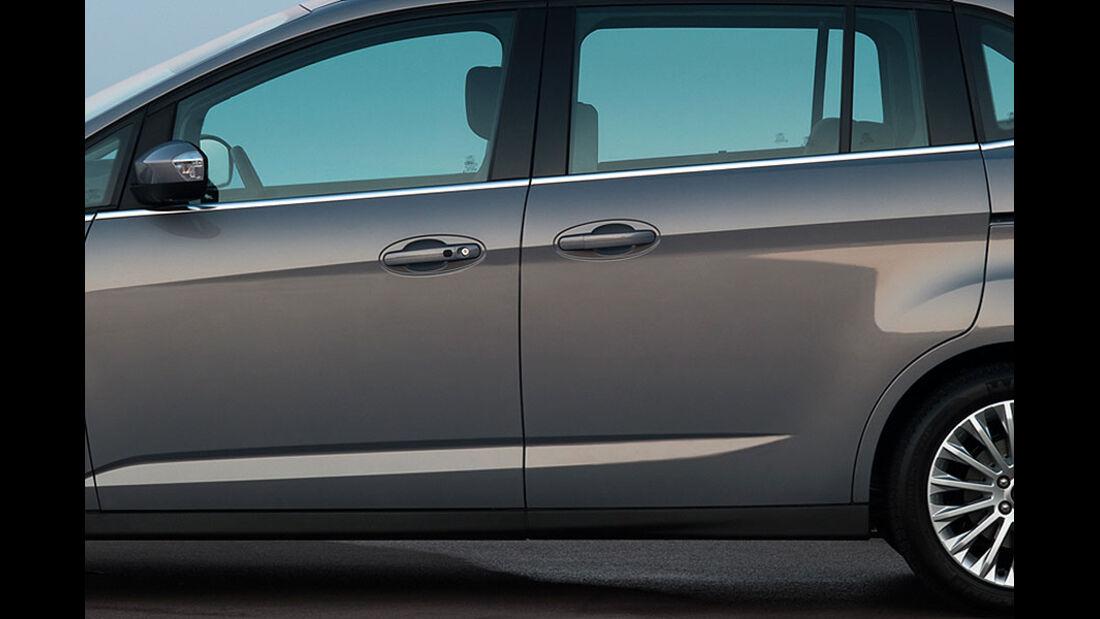 Ford Grand C-Max, Schiebetür