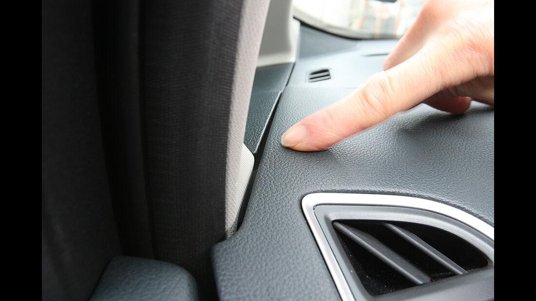 Ford Grand C-Max, Spaltmaße, schlechte Verarbeitung