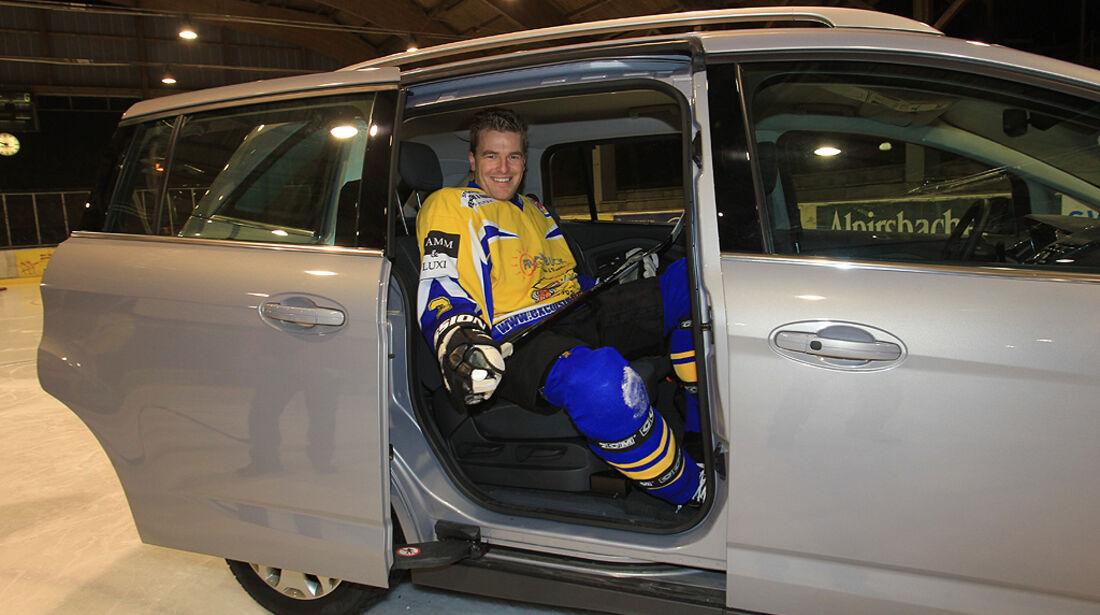 Ford Grand C-Max, seitliche Schiebetür