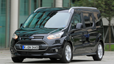 Ford Grand Tourneo 1.6 TDCi, Frontansicht