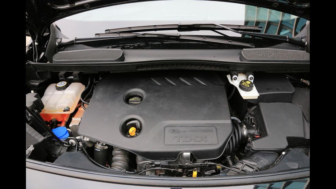 Ford Grand Tourneo 1.6 TDCi, Motor