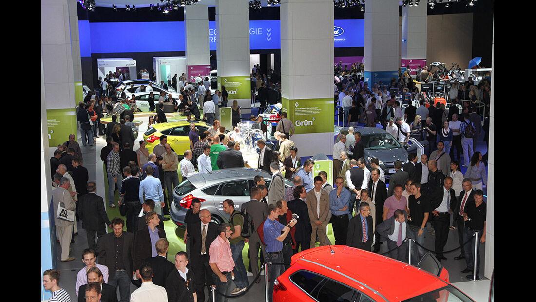 Ford IAA 2011 Atmosphäre