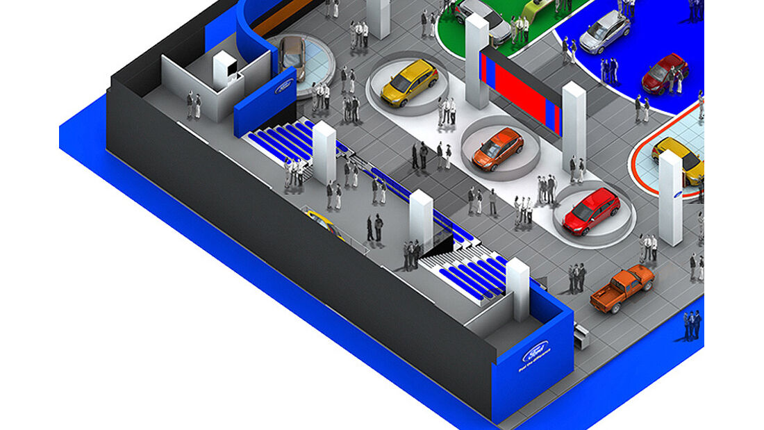 Ford IAA Stand