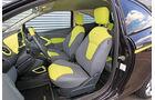 Ford KA Titanium, Fahrersitz
