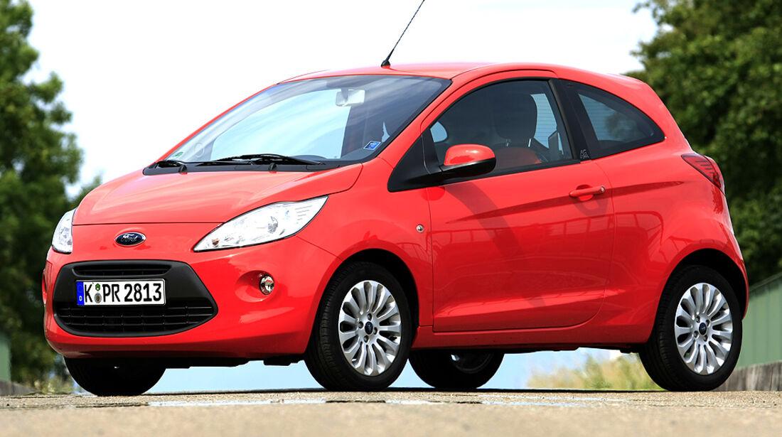 Ford KA Titanium