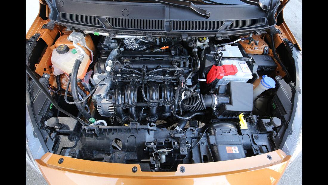 Ford Ka+ 1.2, Motor
