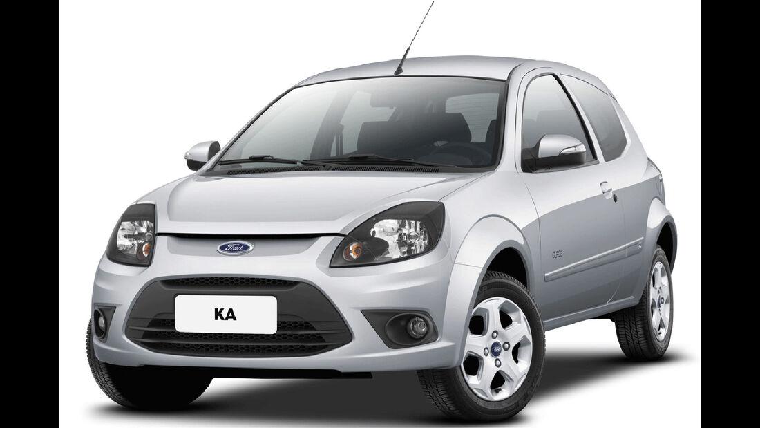 Ford Ka Brasilien