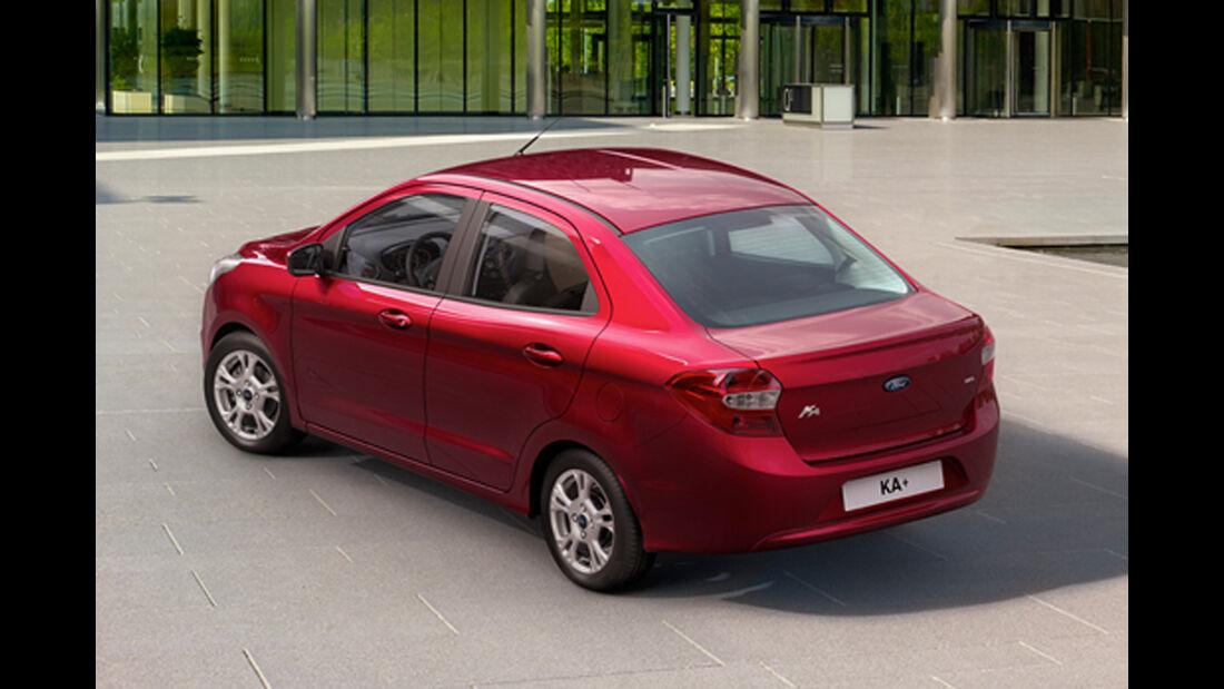 Ford Ka+ Brasilien
