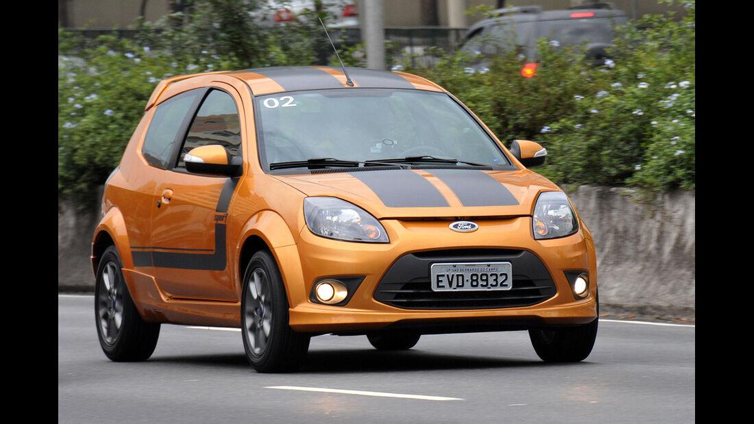 Ford Ka, Brasilien-Modell