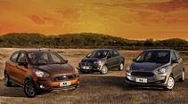 Ford Ka Front Standbild